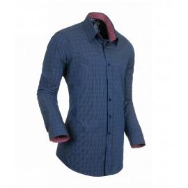 Heren Overhemd Styleover - 3006  Blue