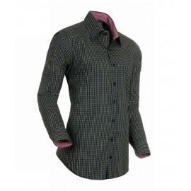 Heren Overhemd Styleover - 3011 Olive-Green
