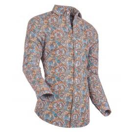 Heren Overhemd Styleover - 3191 Printed