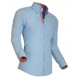 Heren Overhemd Styleover - 5011 Basic Lightblue