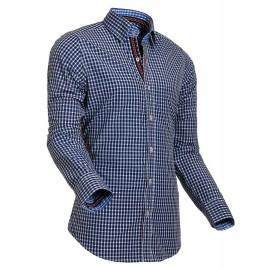 Heren Overhemd Styleover - 5015 Vicikaro Navy