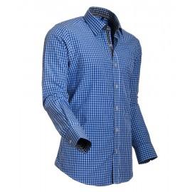 Heren Overhemd Styleover - 5015 Vicikaro Blue