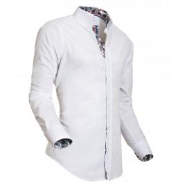 Heren Overhemd Styleover - 5017 Desin White
