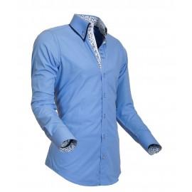Heren Overhemd Styleover - 5019 Basic Lightblue