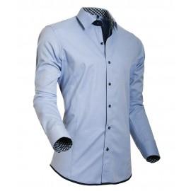 Heren Overhemd Styleover - 5020 Oxford Lightblue