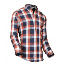 Heren Overhemd Styleover - 5027 Orange