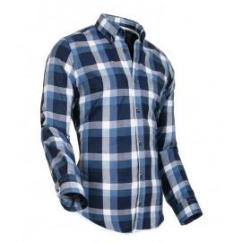 Heren Overhemd Styleover - 5027 Blue