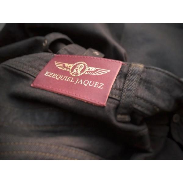 Ezequiel Jaquez Jeans Tappered Baggy