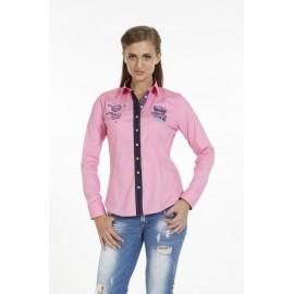 Dames Blouse Pontto Pink-Line - 9006 Rose